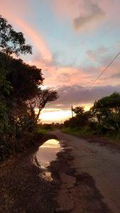 Maui Road and Pot hole